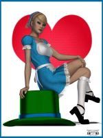 WFTGU - Alice in Wonderland by Ascavilya