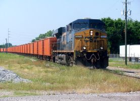 CSX 5271 as F01907 by JamesT4