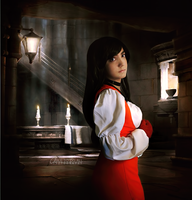 Cosplay: Come with me... by Abletodoall