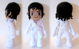 Captain EO by Squisherific
