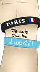 #JeSuisCharlie by SachiikoHime