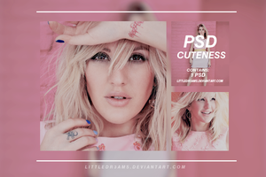 psd 028 - cuteness by LittleDr3ams