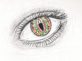 windows to the soul by Shaynihx