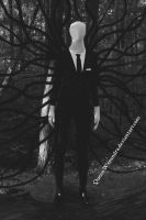 The Slender Woman by QueenWerandra
