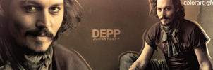 Johnny Depp by colorart-gfx