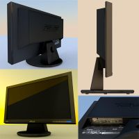 LCD PC Monitor by DennisH2010