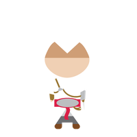 Vector chibi: Altair by D-g-A