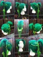 Evergreen Original Design wig (For Sal by taiyowigs