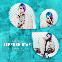 Jeffree Star PNG Pack #1 by LoveEm08