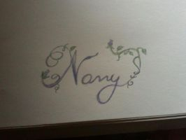 For Nanny by SirCassie