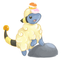 Mareep by Eltharion