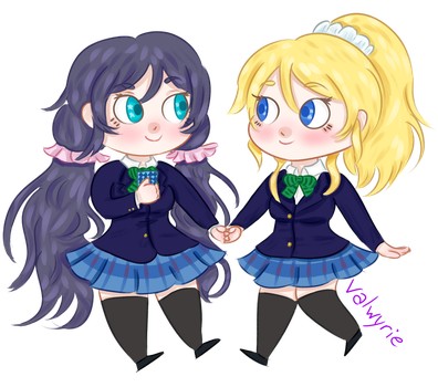 nozoeli by valwyrie