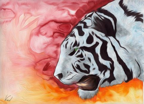 Tigermixed by Cyher