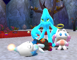 Chaos Zero Chao by Reallyfaster