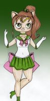 sailor jupiter by Paya-Art