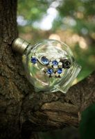 small story of one bottle 2 by saricia