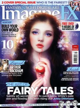 ImagineFX Issue 84 by verydeano