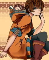Dovy and Asbel by BaroqueBeat