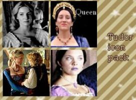 The tudors icon pack by Lucrecia-89