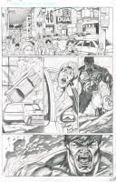 Hulk page by MonsterSaw
