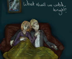 What shall we watch tonight? by Lmih