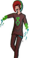 wait human centi what by nippking