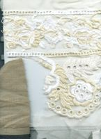 Lace Fabric by Jaxxys-Stock