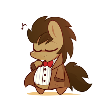 Doctor Whooves by MACKINN7