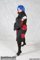 Konan The Paper Flower Ninja by roxastuskiomi