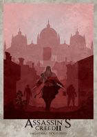 Assassin's Creed II by ryanswannick
