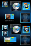 CD Art Display  Win7 style UPD by PeterRollar