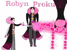 Robyn Prokut  by Telall