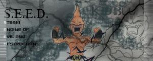 Kid Buu Signature by Endrance88
