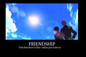 Friendship Motivational by Candles934