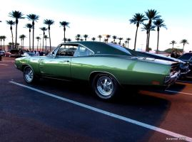 Mean Green by Swanee3