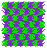 Demon Tessellation by Patches614