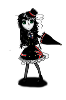 Gift: Beatrice by Bloodthirstycats77