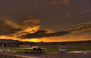 Airport Daze by OliHDR