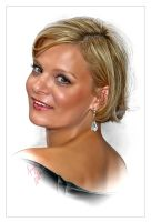 Martha Plimpton by kenernest63a