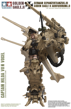 World War stratos - kit collection : Axis #1 by dishwasher1910