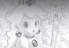 Lil pic Peach by keke74100