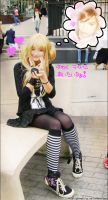 Misa cosplay : The Date by pommexkiss