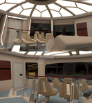 TNG Freedom Class Bridge WIP by MikeZ83