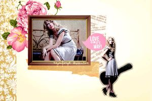 Taylor Swift 05 by asyouforget