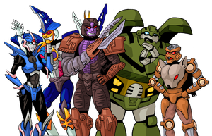 TF Hall of Fame 2012 by strangefour
