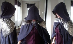 Sorceress Cape Commission by Consell