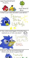 Angry Birds meme by FireFly1800