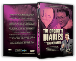 The Crockett Diaries with Jim Cornette by TheIronSkull