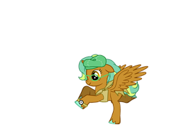 My Pony Character by The-Pink-Green-Chibi