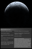 Aehrion by IArtifexI